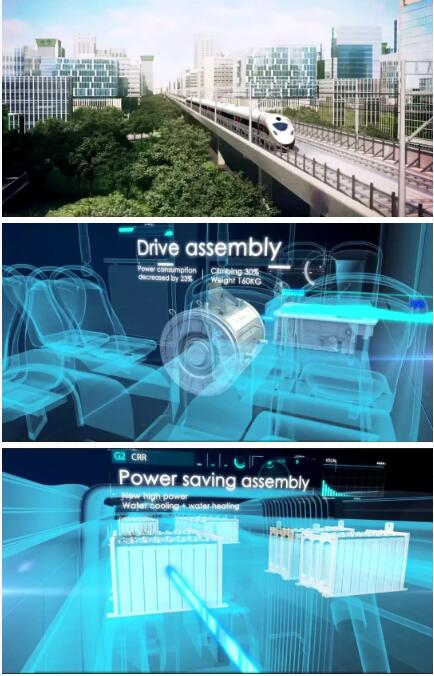 """""""新巴客2.0""""发布会 中车电动向全球发布大片,5分钟告诉你什么是T6科技"""