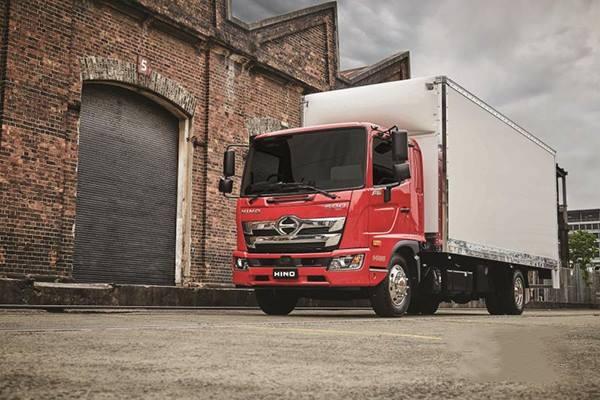 艾里逊自动变速箱在澳大利亚日野中型卡车销售中占65%