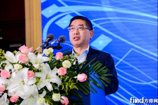 陕汽袁宏明呼吁:打破企业各自为阵 共同发展新能源_智能商用车(1)429