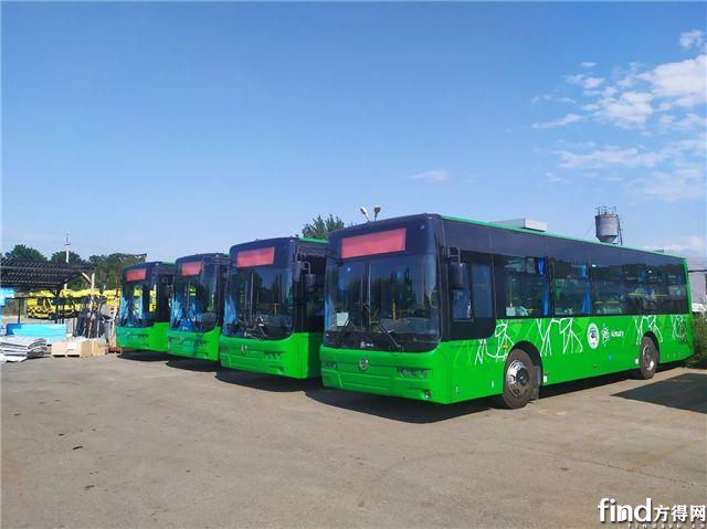 金旅客车斩获哈萨克斯坦KD项目订单1