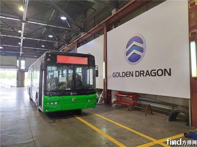 金旅客车斩获哈萨克斯坦KD项目订单