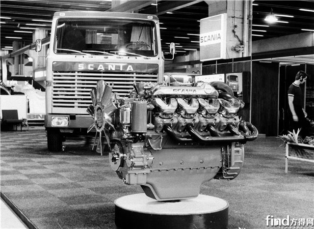 经典铸就传奇 —— 斯堪尼亚V8诞生50周年