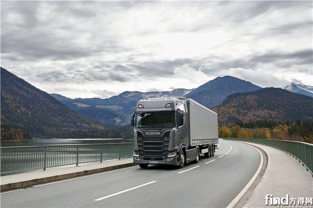 斯堪尼亚V8诞生50周年 2