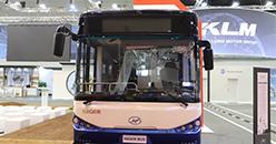 2019比利时客车展海格展车