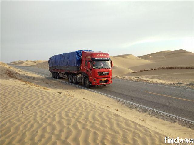 东风天龙KL560单车单驾赴疆行车记,往返8000公里无压力! 3