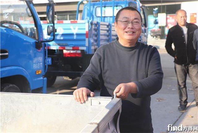 刘精刚:祥菱物流之星就是我的移动工作站2
