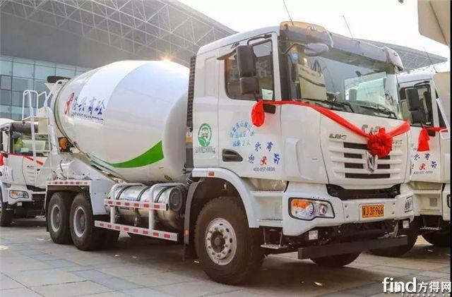 河北沧兴控股引入第一批LNG搅拌车,为何选择了中集联合卡车?1