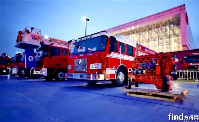 """三款""""消防神器""""顺利抵达,见证中集联合卡车的军工品质!2"""