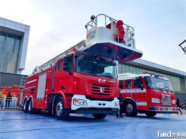 """三款""""消防神器""""顺利抵达,见证中集联合卡车的军工品质!1"""