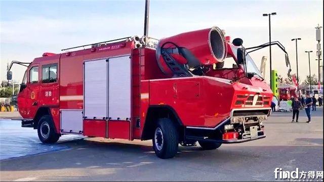 """三款""""消防神器""""顺利抵达,见证中集联合卡车的军工品质!4"""