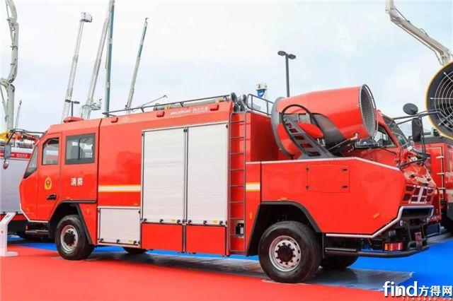 """成就军工品质,中集联合卡车三款消防车助力""""最美逆行""""!5"""
