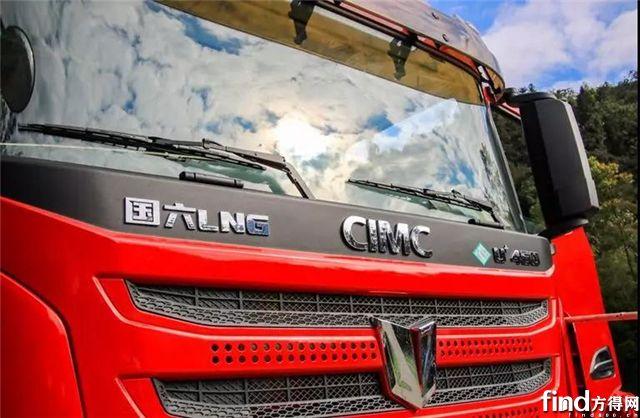 首台联合卡车国六清洁能源车型进入厦门市场4