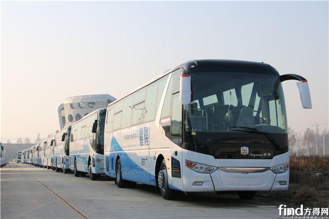 来自上海市场的新能源客车订单