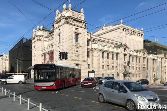 """畅行""""一带一路""""!174台苏州金龙公交正式交付塞尔维亚844"""