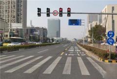 """上海:上海首条""""合乘车道"""" 启用"""