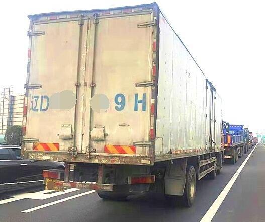 宜宾市发布通知 多个区域禁止货车入城启动24小时电子抓拍