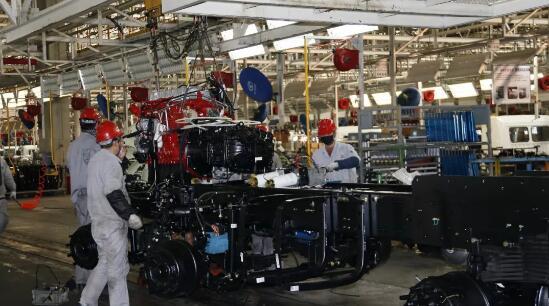 防疫情 抓生产 华菱汽车有序推进复工复产