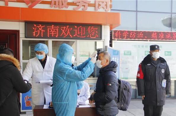 """济南公交打造车厢""""免疫系统"""""""