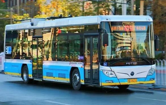 注册资本超22亿!福田汽车与北京公交集团成立新能源汽车公司