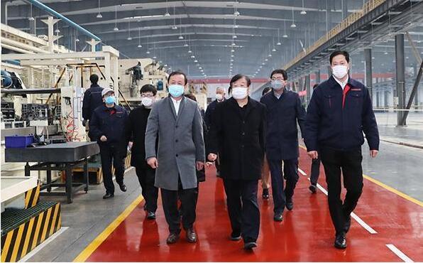 潍柴集团确定3月全力实现满产超产