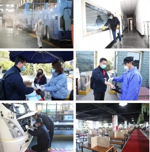 上海申龙客车捐款100万助力抗疫