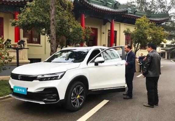黄宏生要造乘用车了!开沃集团首款纯电动SUV或年内上市