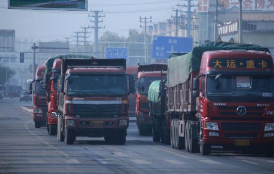 多地开始限行、淘汰国三及以货车,这个市已经注销道路运输证!
