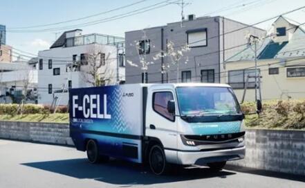 三菱计划2020年末量产燃料电池卡车