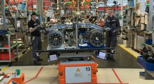 曼恩工厂正有序重启生产活动