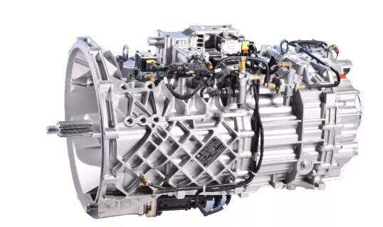法士特S变速器 商用车升级换代的最佳配置