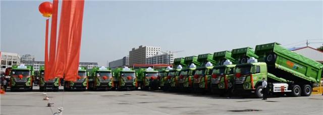大运爆款网红车,为新基建积蓄新动能,为新经济跑出加速度!