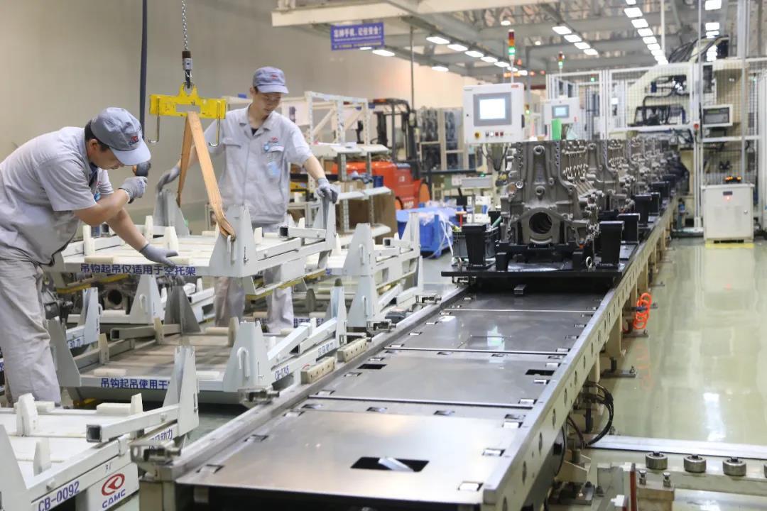 汉马发动机5月份产量突破3000台 创单月历史最高纪录