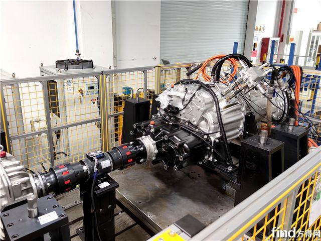 eDMT800产品台架测试