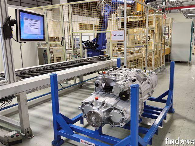 产品自动化生产线