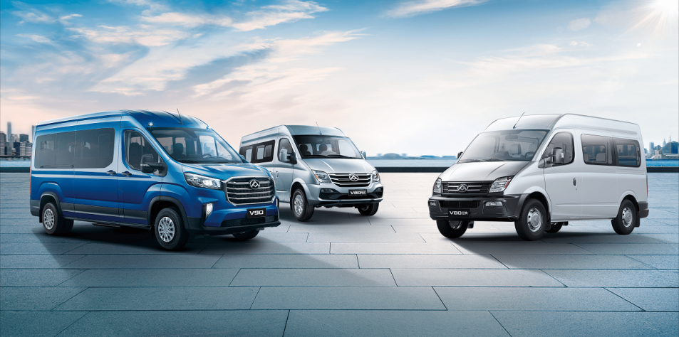 热销5220辆,上汽MAXUS登顶宽体轻客行业第一!