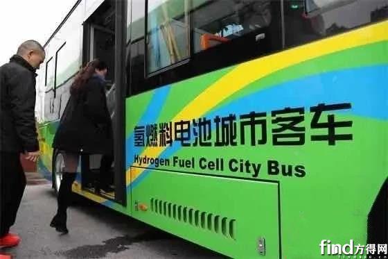安徽首批氢燃料电池客车投运!安凯造!性能如何?
