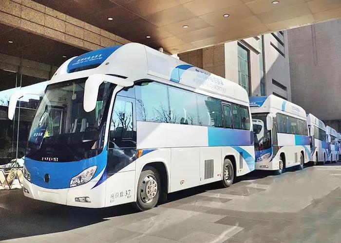 60辆高寒区氢燃料电池客车!张家口发布招标公告,7月21日截止