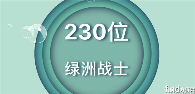 """炎炎夏日,230位""""绿洲战士"""",为您保驾护航!"""