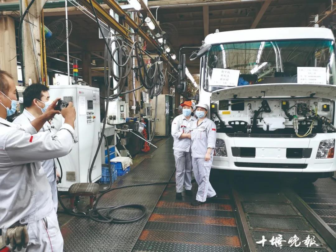 东风商用车关掉49年旧厂区!新总装厂日产能达到多少?