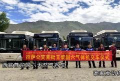 西藏首迎国六天然气万博体育网页版登录 谁家发动机?