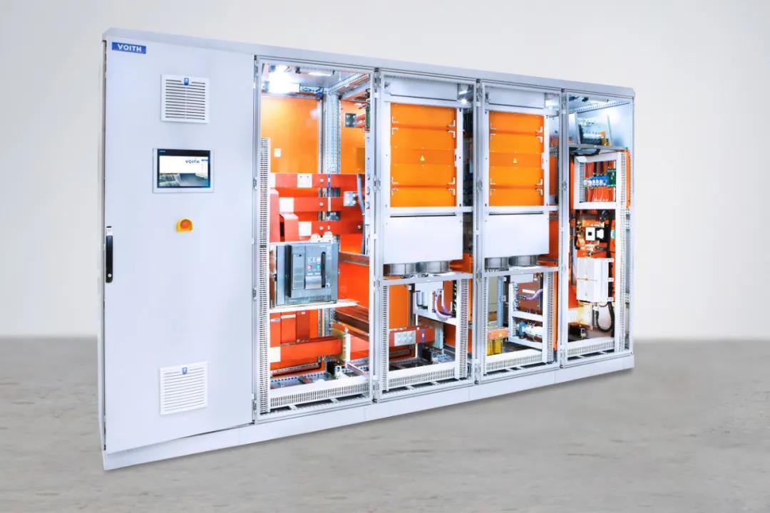 福伊特首次通过远程通讯技术完成励磁系统出厂验收