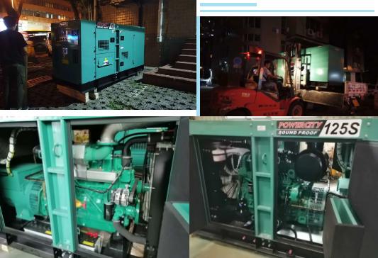 高可靠产品保障高考,厦门教育局批量采购上柴电站动力产品