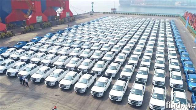 中国制造再圈粉:千台中兴领主出口中东