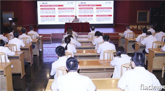 解放发动机事业部纪念建党99周年系列活动燃爆七月