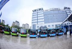 2120辆新能源客车大单交付北京公交集团!谁家车?