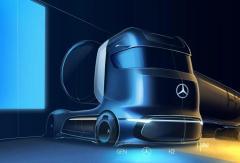 全球首发 | 戴姆勒展示其梅赛德斯-奔驰燃料电池概念卡车