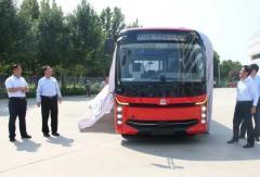8年可省54万元!中通客车刚发布的睿通V60性能到底如何?