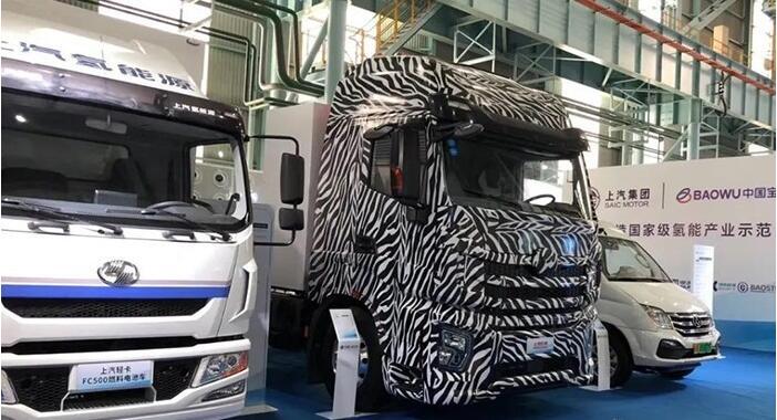佛山出台新政!11月1日起补贴氢燃料电池汽车