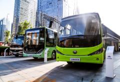 新理念、新产品,宇通助力华中城乡交通一体化发展再提速!