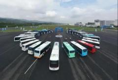 """金旅""""北极星""""纯电动荣获全国新能源公交车性能评价赛两大奖项"""
